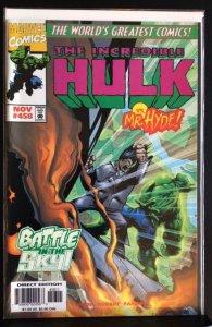 The Incredible Hulk #458 (1997)