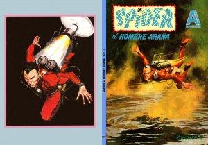 Los Archivos de El Boletin volumen 130: The Spider el hombre araña (Flierman...