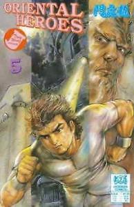 Oriental Heroes #5 VF/NM; Jademan | save on shipping - details inside
