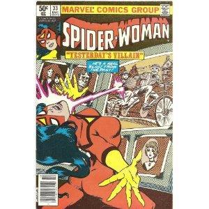 Spider-Woman #33 (1980) NM Marvel Comics