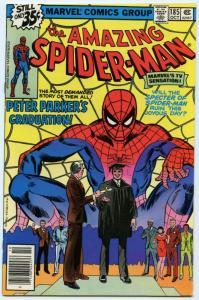 Amazing Spider-man 185 Oct 1978 VF+ (8.5)