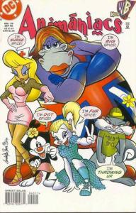 Animaniacs #40 VG; DC | low grade comic - save on shipping - details inside