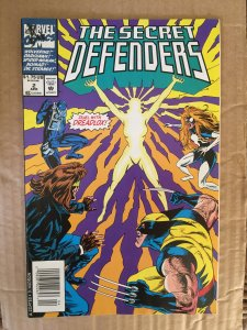 The Secret Defenders #2