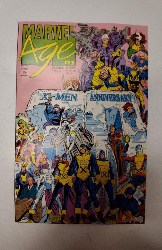 Marvel Age #122 (1993) NM Marvel Comic Book J665