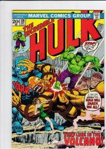 Incredible Hulk 170 FN/VF