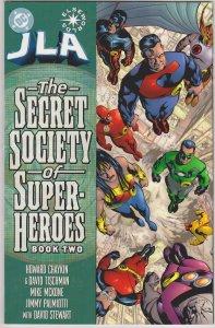 JLA: Secret Society of Super-Heroes #2