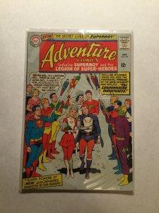Adventure Comics 337 Good Gd 2.0 Water Damage Dc Comics