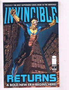 Lot Of 2 Invincible Image Comic Books # 1 (Return) + # 79 Robert Kirkman J104
