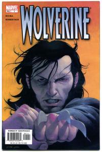 WOLVERINE #1, NM+, X-men, Darick Robertson, Rucka, 2003, more in store