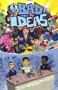 Bad Ideas #1 VF/NM; Image   save on shipping - details inside