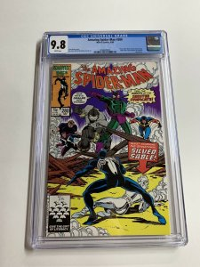 Amazing Spider-man 280 Cgc 9.8 White Pages Marvel Copper Age