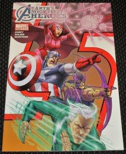 Avengers: Earth's Mightiest Heroes #8 (2005)