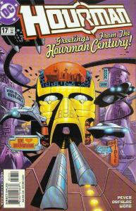 Hourman #17 VF; DC | save on shipping - details inside