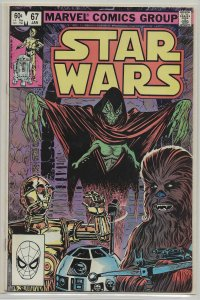 Star Wars (1977) #67 Direct Edition