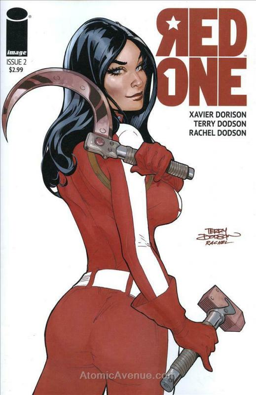 Red One #2 VF/NM; Image | save on shipping - details inside