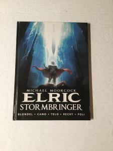 Elric Stormbringer Hc Hardcover Tpb Oversize Titan Publishing