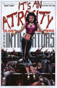 Intimidators #3 VF/NM; Image | save on shipping - details inside