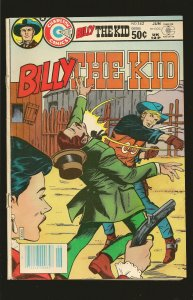 Charlton Comics Billy The Kid Vol 13 No 142 June 1981 see note