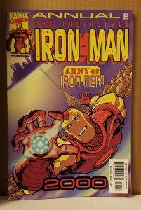 Iron Man 2000 #1 (2000)