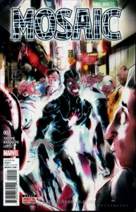 Mosaic (Marvel) #2 VF/NM; Marvel | save on shipping - details inside