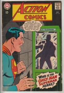 Action Comics #355 (Oct-67) VF/NM High-Grade Superman