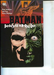 Batman: Jekyll & Hyde-Paul Jenkins-Jae Lee-TPB- trade