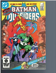 Batman and the Outsiders #9 (1984)