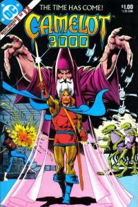 Camelot 3000 #1, NM- (Stock photo)