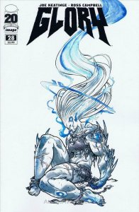 Glory #28 VF; Image   save on shipping - details inside