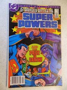 SUPER POWERS # 6