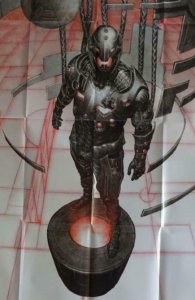 AGE OF ULTRON Promo Poster, 24 x 36, 2013, MARVEL Avengers, Unused 315