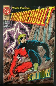 Peter Cannon - Thunderbolt #12 (1993)