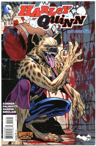 HARLEY QUINN #11, NM, New 52, Amanda Conner, Palmiotti, 2014,  more in store