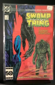 The Saga of Swamp Thing #45 (1986)