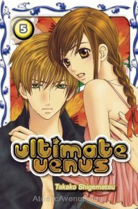 Ultimate Venus #5 VF/NM; Go! | save on shipping - details inside