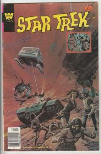Star Trek #52 (May-78) FN+ Mid-Grade Captain Kirk, Mr Spock, Bones, Scotty