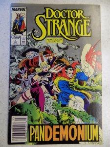 DOCTOR STRANGE SORCERER SUPREME # 3