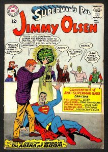Superman's Pal, Jimmy Olsen #87 (1965)