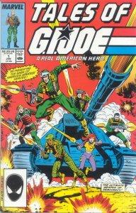 Tales of G.I. JOE #1 (ungraded) stock photo