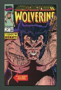 Marvel Comics Presents #46 /  9.8 NM-MT / Newsstand /  May 1990