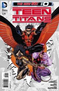 Teen Titans #0 (ungraded) stock image ID#B-4