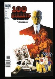 100 Bullets #1 NM 9.4