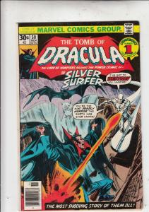 Tomb of Dracula #50 (Nov-76) FN/VF High-Grade Dracula