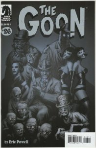 The Goon #26 >>> 1¢ AUCTION! No Resv! SEE MORE!