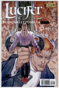 LUCIFER #64, NM+, Devil, Vertigo, Monsters, Michael Kaluta, 2000, more in store