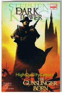 STEPHEN KING : DARK TOWER GUNSLINGER BORN #1 2 3 4 5 6 7, NM+, more SK in store