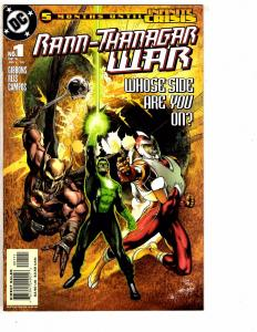 Rann-Thanagar War Complete DC Comics Limited Series # 1 2 3 4 5 6 Batman J210