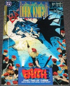 Batman: Legends of the Dark Knight #22 -1991