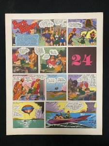 Buck Rogers #24 - Sunday pages No. 277-288- color reprints