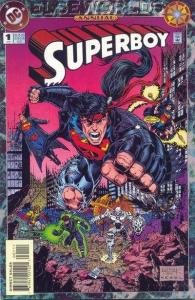 Superboy (1994 series) Annual #1, NM (Stock photo)